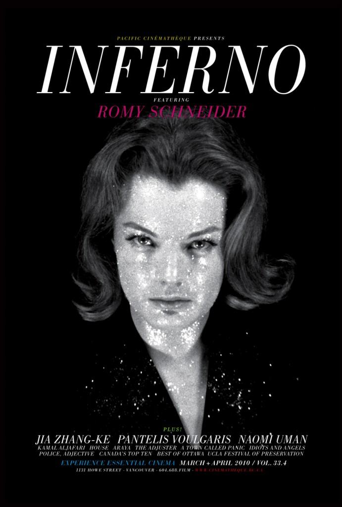 Inferno featuring Romy Schneider